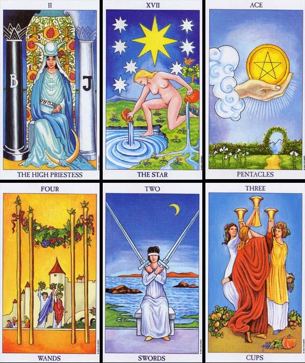 Riser Waite Tarot Cards